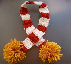 DIY Crochet Dog Scarf... I'm on it.