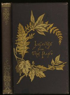 valscrapbook:    heaveninawildflower:    Digital Collections at the University of Marylandon Flickr.     Leaves from the Past    By: Mary Rebecca Darby Smith. Philadelphia: J.B. Lippincott and Co., 1872.