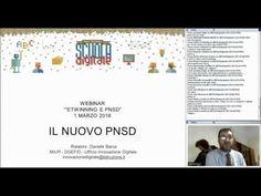 Webinar eTwinning e PNSD - Daniele Barca - YouTube
