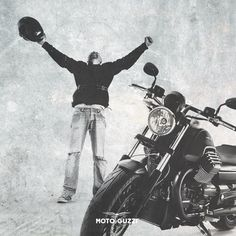 so close to yourself. Moto Guzzi, Bike, Black And White, Freedom, Style, Bicycle, Liberty, Swag, Political Freedom