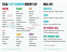 tone it up 7 day slim down pdf - Google Search