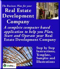 Real Estate Development Company Business Plan Real Estate Development Business Planning How To Plan