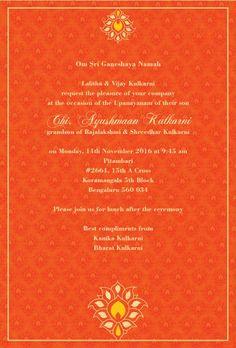 13 Best Thread Ceremony Invites Images Invites Invitation Cards