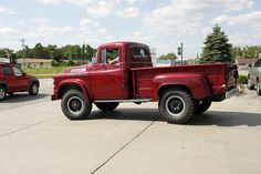 1958 Dodge W100 Power Wagon