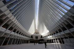 A quindici anni dall'attacco alle Twin Towers, che oltre alle torri distrusse la stazione metro sottostante, il World Trade Center ha un nuovo hub dedicato