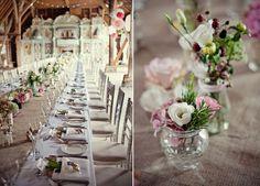 fleur mariage champetre nature