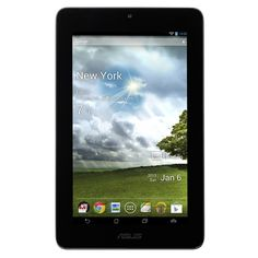 Asus Memo Pad Tablet has a inches display running on VIA processor, with 1 GB RAM, 1 MP camera, 4270 mAh battery. Asus Memo Pad price, full phone specs and comparison at PhoneBunch. Wi Fi, Tablet Reviews, Ddr3 Ram, Nexus 7, Google Nexus, Android 4, See Picture, Sd Card, Smartphone