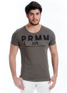Modagen.com | Erkek Giyim, Erkeklere Özel Alışveriş Sitesi ~ PRMM Erkek Tişört