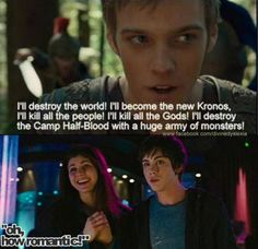 NO BAD LUKE YOU INTERFERE WITH PERCABETH SO YOUR DEAD TO ME!! jk ur already dead.