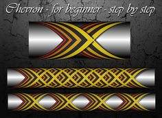 Chevron Cross Wrap Pattern step by step Custom Rod Building Cross Wrap Pattern Facebook Page