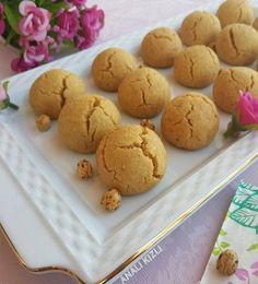 Fındık, fıstık, cevizi geçtik artık leblebi ile kurabiye yapıyoruz hanımlar 😂 Lezzeti çok çok şahane 😍 Hem pratik hem az malzemeli 😉