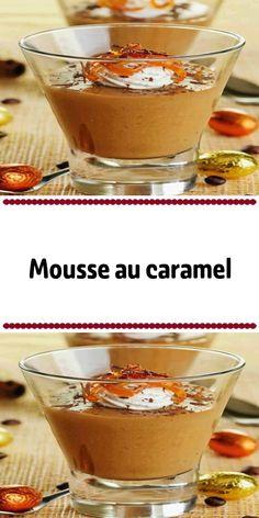 Caramel Mousse, Cake Recipes, Dessert Recipes, Mousse Dessert, Pastel, Healthy Eating Recipes, Food Cakes, Caramel Apples, Nutella