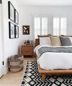 casual cool bedroom design Home Design: Interior Design Ideas for Contemporary Homeowners Coming up
