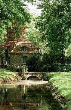 Château de Courances, France