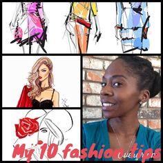 Nikki's Closet | My 10 Fashion Tips