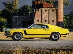1970 Ford Mustang Boss 302 | Monterey 2015 | RM Sotheby's