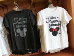 Shirts Are Perfect Companions When Visiting Disney Parks