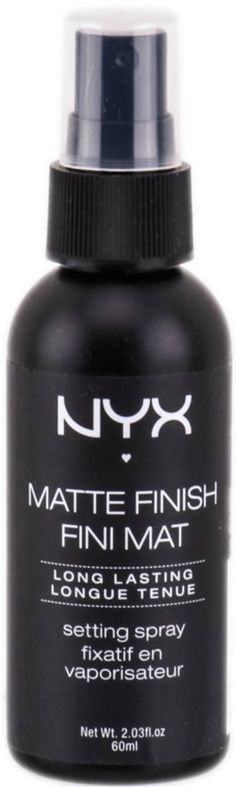 NYX Makeup Setting Spray- Matte