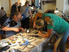 Reparaturcafé in Braunschweig - Freiwilligenagentur, Maue-Stiftung und Landeskirchliche Gemeinschaft