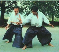 Tada Sensei, tanto- Fujimoto Sensei