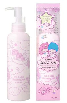 Sanrio Little Twin Stars cleansing