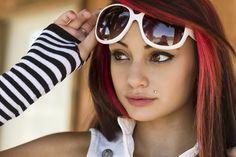 """Alondra L Rock God Eyewear """"Shom's Photography"""" by Anthony Scott, via 500px"""