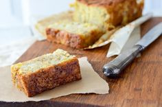 Pineapple-Banana Bread