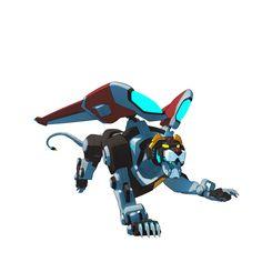 Voltron légendaire Black Lion Deluxe Figure