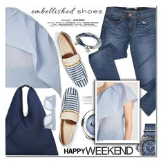 """HAVE A NICE WEEKEND POLY FRIENDS"" by nanawidia ❤ liked on Polyvore featuring J Brand, Rosie Assoulin, MM6 Maison Margiela, Joseph, NYX, Chanel, Lizzy James, RetroSuperFuture, polyvoreeditorial and polyvorecontest"