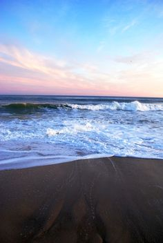 sunsets at sea.