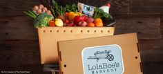 LolaBee's Harvest | The Bay Area's Online Farmers Market | San Francisco Home Delivery | Organic Produce, Pastured Meats, Organic Milk and D...