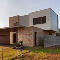 arquitetura residencial #AnaMahler #casascontemporaneas