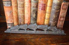 Antique Small French Carved Oak Wood Floral Pediment Trim by VintageFleaFinds on Etsy