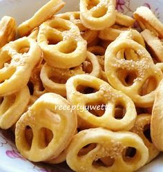 Praclíky Onion Rings, Macaroni And Cheese, Food And Drink, Cooking Recipes, Meals, Ethnic Recipes, Pastries, Hampers, Breads