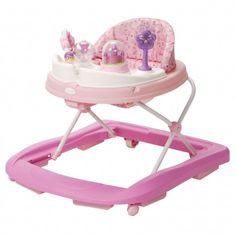For the princess on the go: our glitziest self-powered carriage. #DisneyBaby