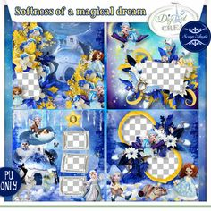 Softness of a magical dream quickpages 1