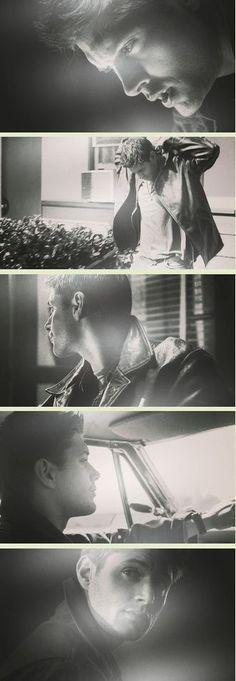 Jensen  Ackles  as  Dean  Winchester  on  Supernatural  ♡  ♡