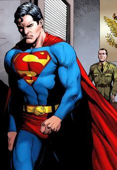 Superman — Gary Frank