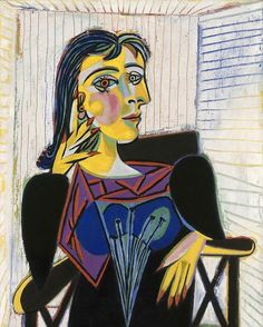 "12.5k Likes, 53 Comments - Avant Arte (@avant.arte) on Instagram: ""Portrait de Dora Maar by Pablo Picasso #pablopicasso"""