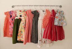Geranium Dress Sewing Pattern PDF