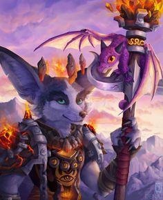 World Of Warcraft Characters, Tomb Raider Cosplay, Warcraft Art, Fantasy Art, Final Fantasy, Anthro Furry, Wow Art, Comic Games, Borderlands