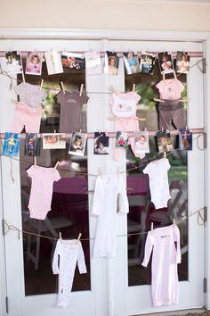 fantastic Pink Ombre Baby Shower of Intertwined Events via www.babyshowerideas4u.com #babyshowerideas4u