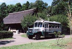 ボンネットバス(保存車・博物館展示車等)