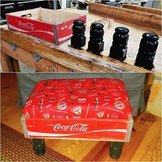 s from your community 10 pieces of clutter to reuse before the holidays, organizing, repurposing upcycling, Wooden Crates