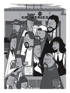 """I Love You Man"" Bromance Movie Art Gallery — GeekTyrant"