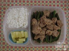 mommy + me lunch box: Mommy Lunches