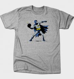 Batsy 2 - BustedTees - Exit Through The Batcave