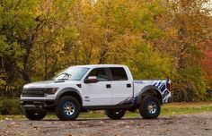 Ford F-150 SVT Raptors