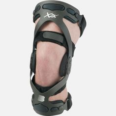 The Breg High Performance Knee Brace is made from 2024 tempered aluminum making it extremely strong - ideally suited for high contact sports. The padding underneath the frame is designed to deliver comfort and support. The brace provides ACL protect Acl Knee, Knee Brace, Combat Suit, Acl Tear, Contact Sport, Knee Arthritis, Snowboards, Band, Braces