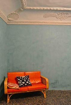 Hôtel du Cloître Arles by India Mahdavi  Slavia vintage : le blog des univers vintage http://slaviavintage.blogspot.fr/